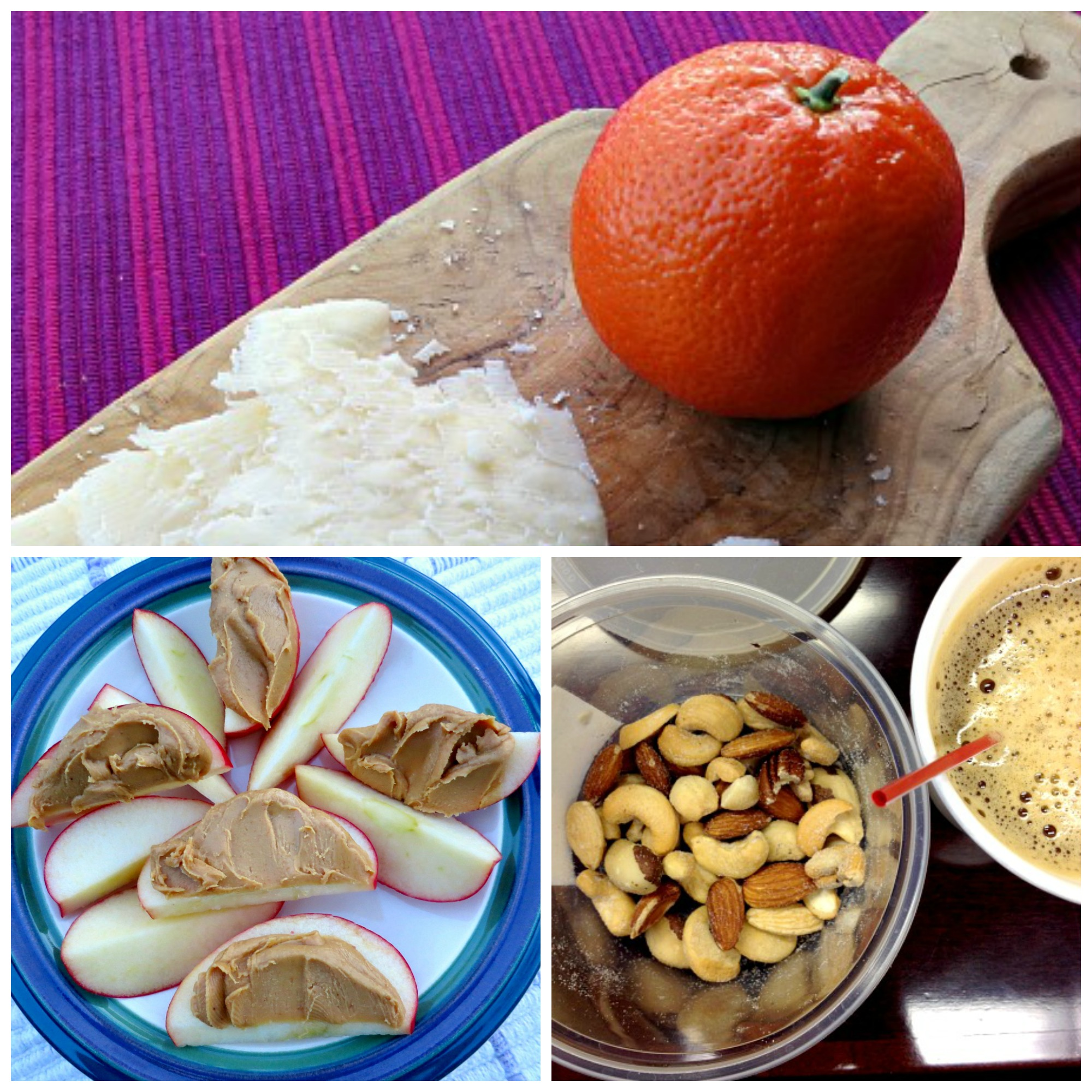 Snack Collage