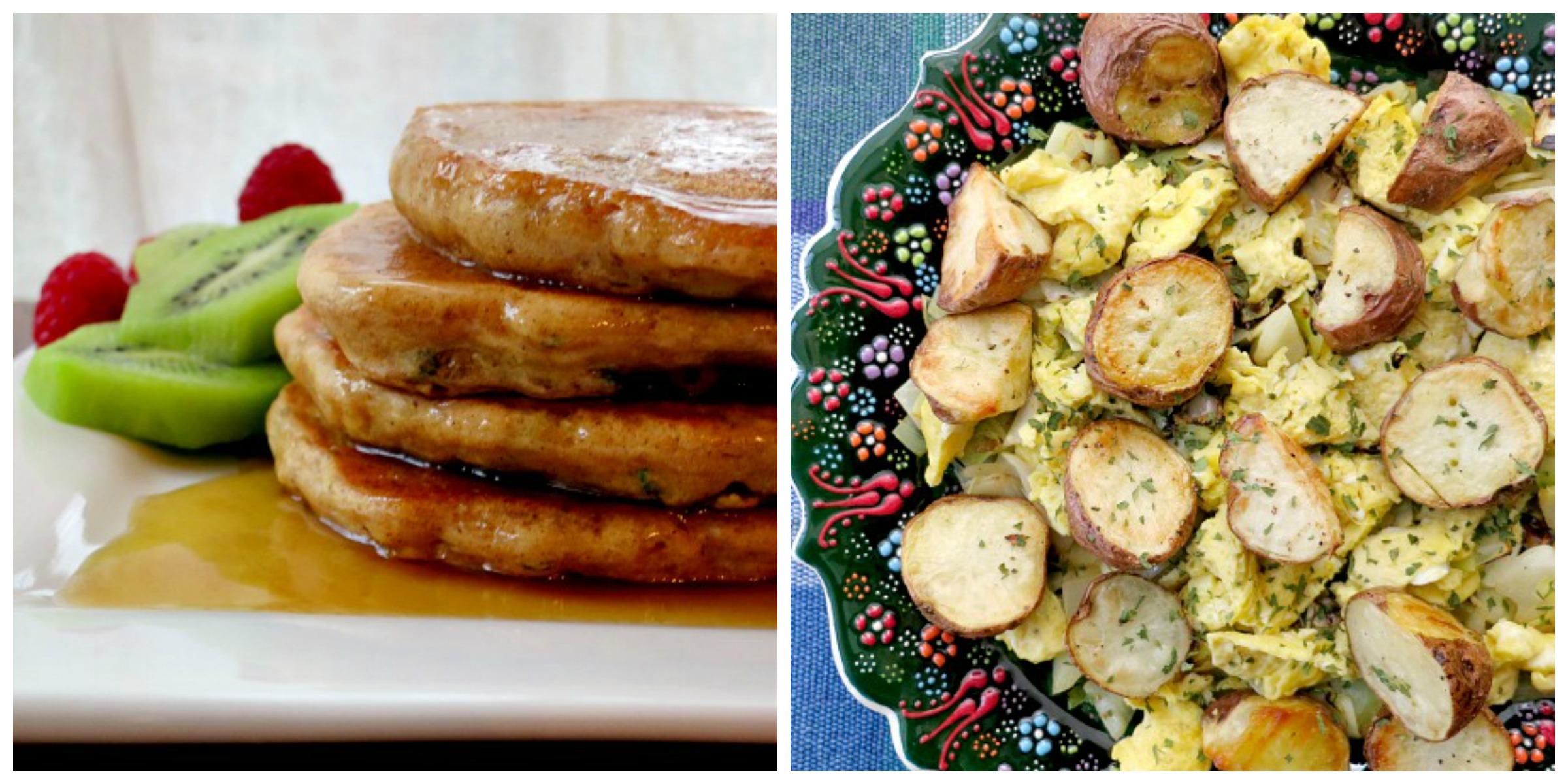 Weekend Breakfast Collage