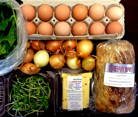 Farmers Market Breakfast