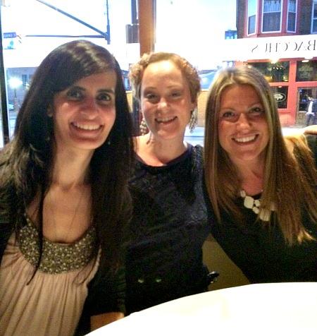 Hunia, Meg and Lauren 2