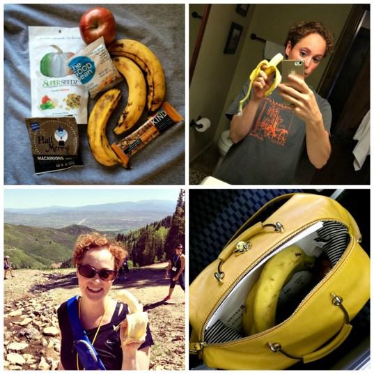 Blend Retreat Public Banana Collage