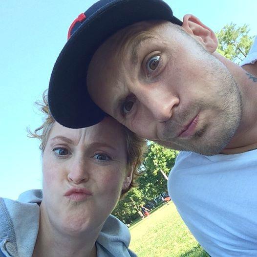 Meg and Corey