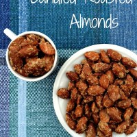 Candied Roasted Almond Recipe