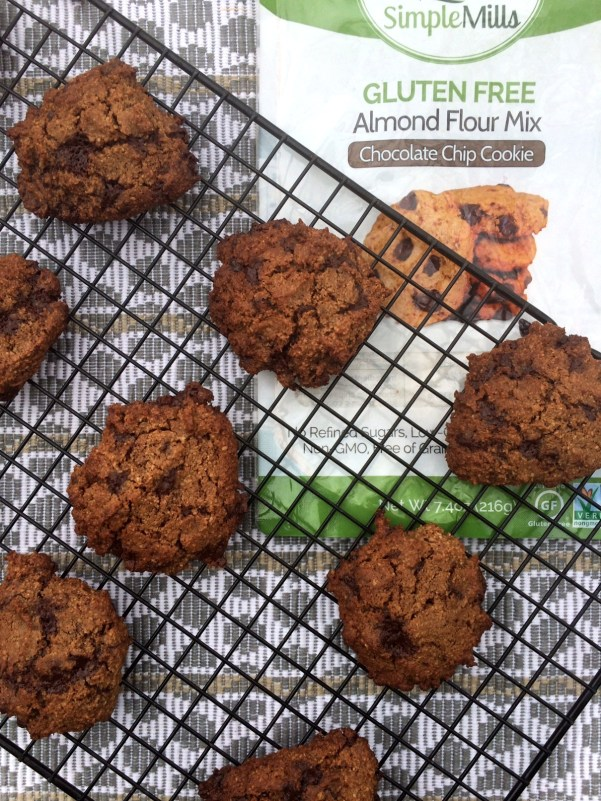 Simple Mills Gluten Free Chocolate Chip Cookies