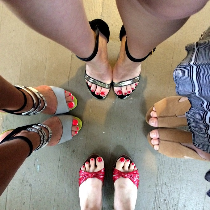 Blend 2015 Heels Shoes