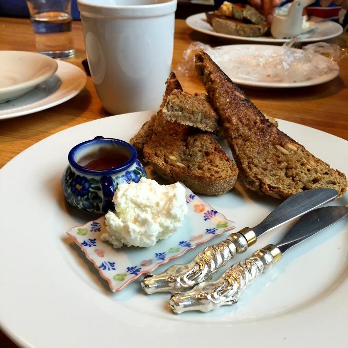 Five Points Power Bread Breakfast 2