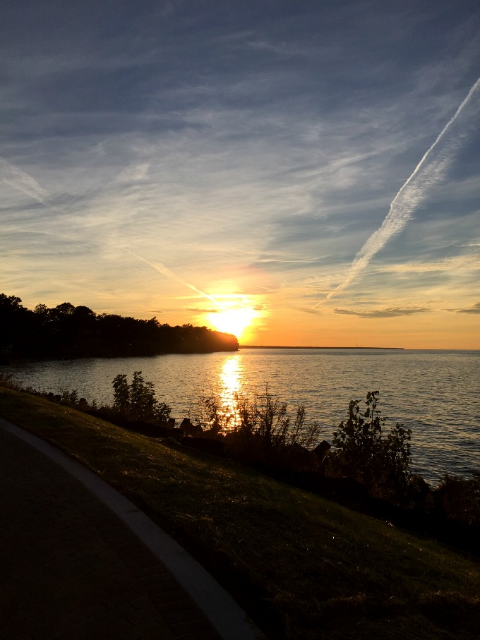Saturday Evening Sunset