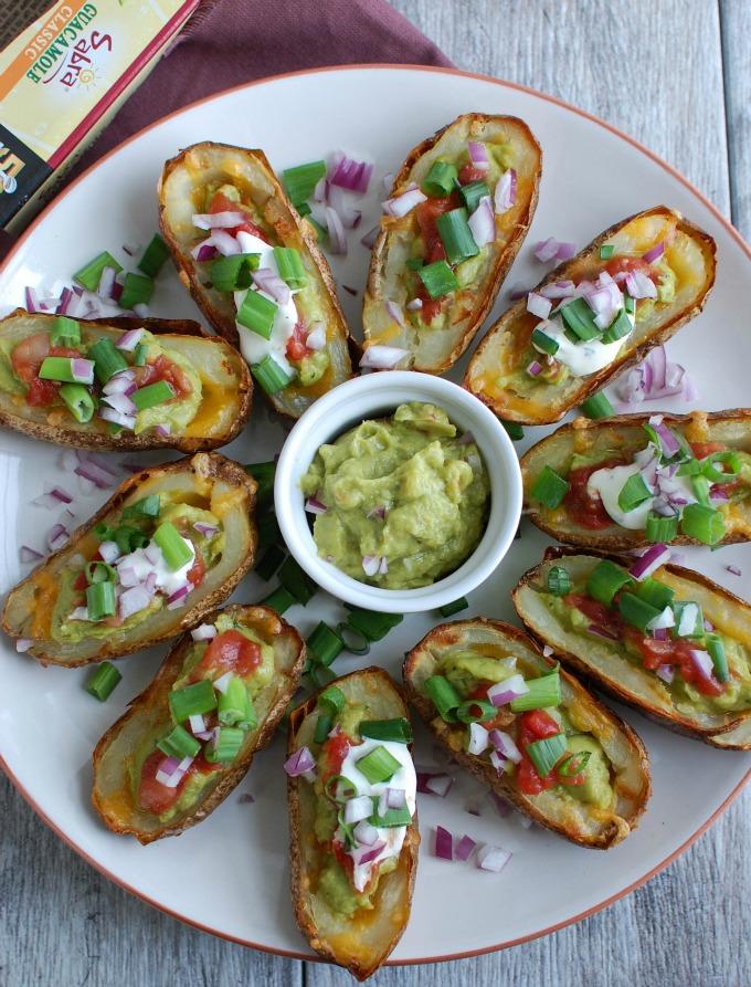 7-Guacamole-Stuffed-Potato-Skins-