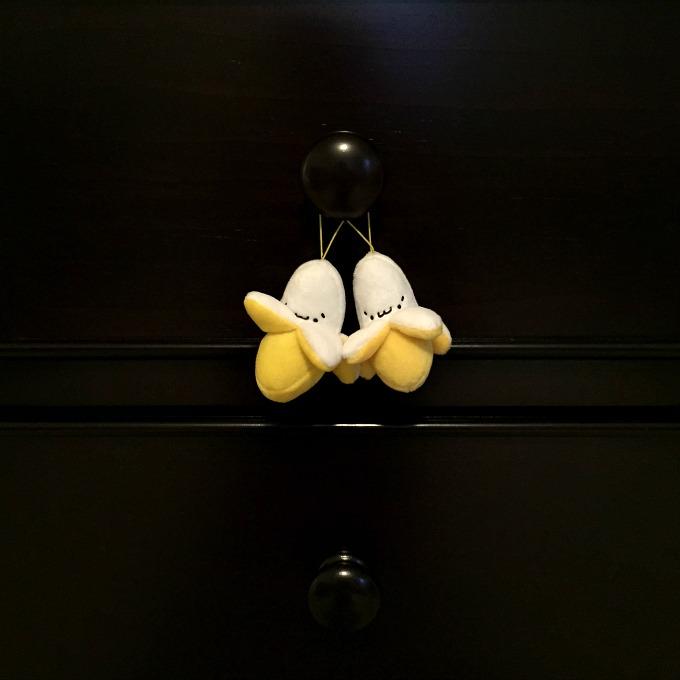 Bananas on the Dresser