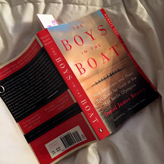 The Boys in the Boat by Brown
