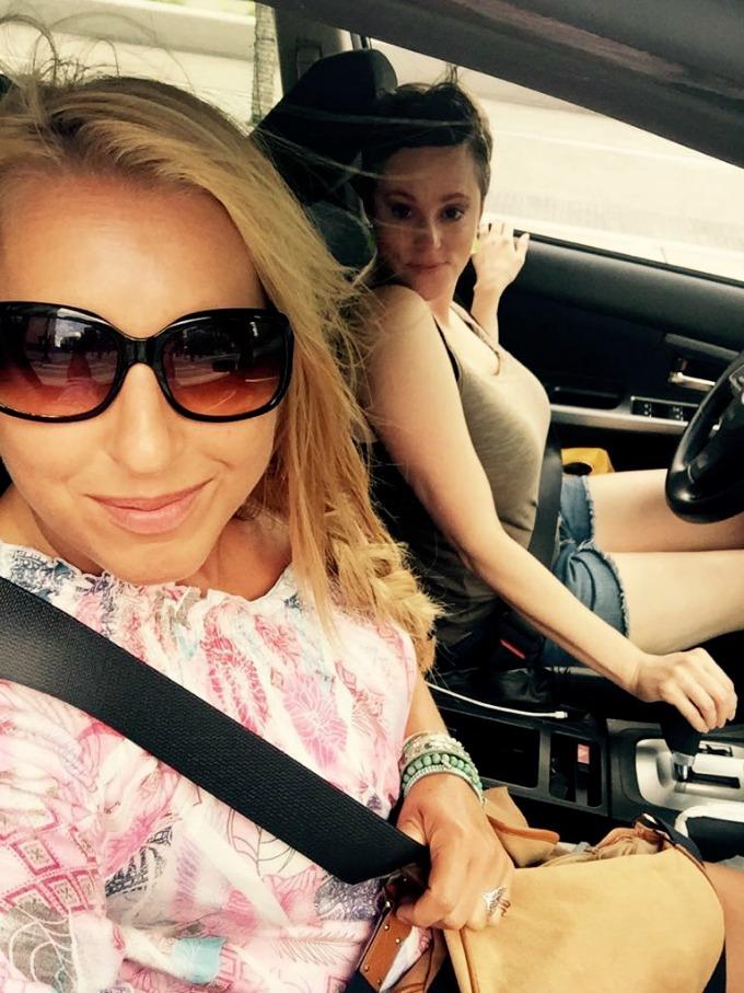 Lucie & Meg - Summer 2016 - Cleveland