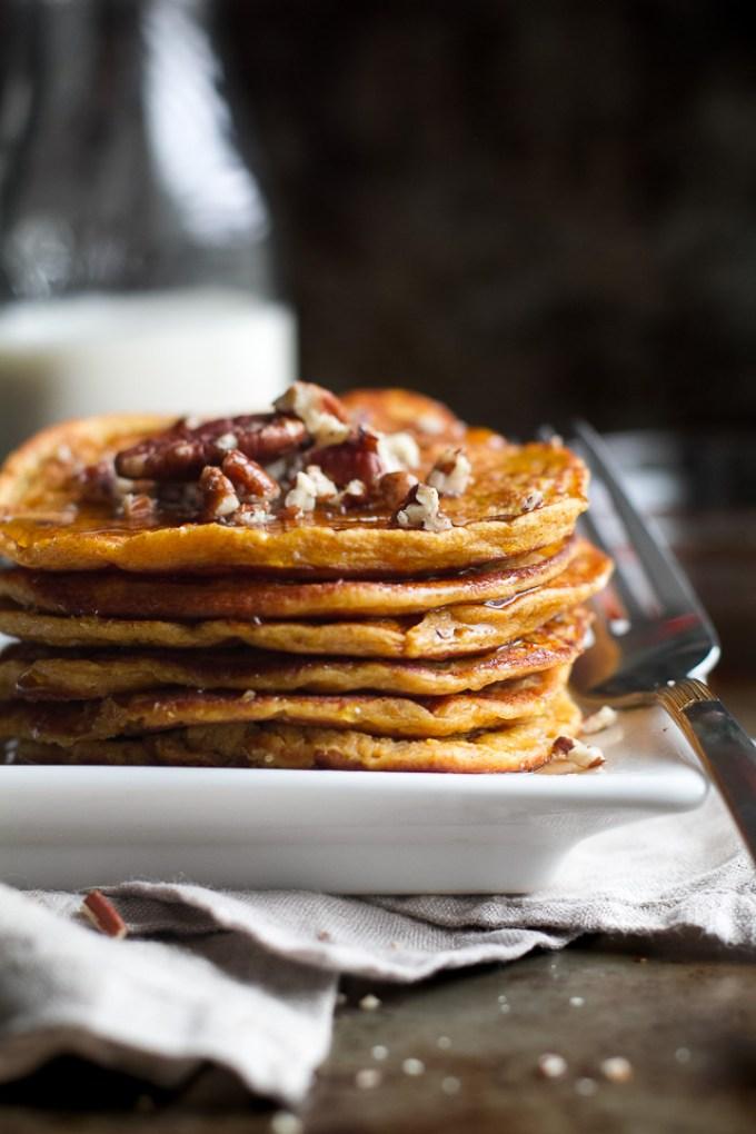 sweet-potato-greek-yogurt-pancakes