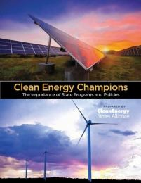 Clean Energy Champions cover