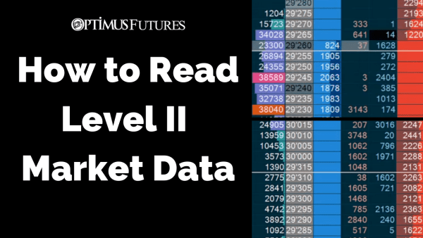 How to Read Level II Market Data | Analyzing Trading Activity on the DOM