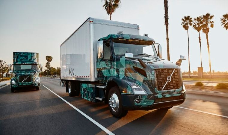 California set to ban all heavy diesel trucks and vans by 2045