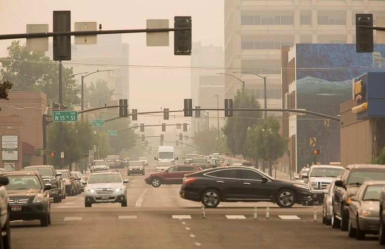 Breathing Fire: Wildfire Smoke Forcing Idahoans Indoors