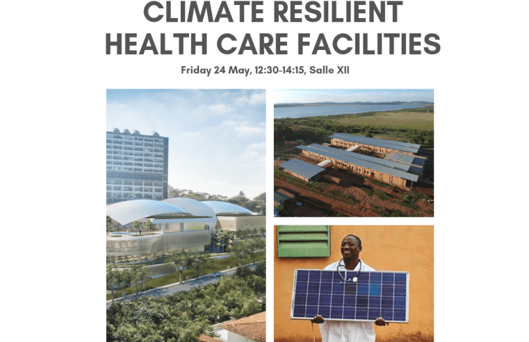 Climate and Health Takes Center Stage at World Health Assembly