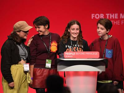 British Labour Party Green Deal calls for zero carbon by 2030