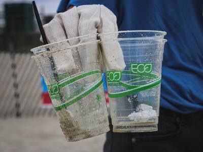 Companies are promoting false solutions to plastic waste