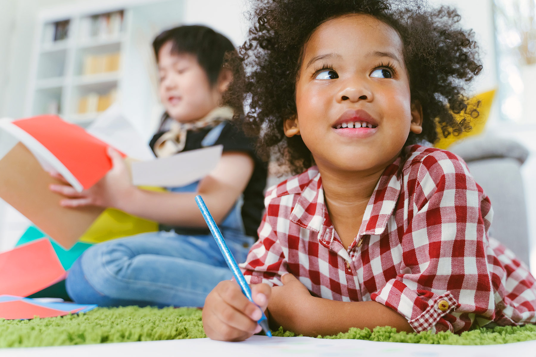 Poverty May Up Black Children's Health Risks Early