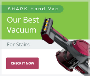 Our Best Vacuum for Stairs