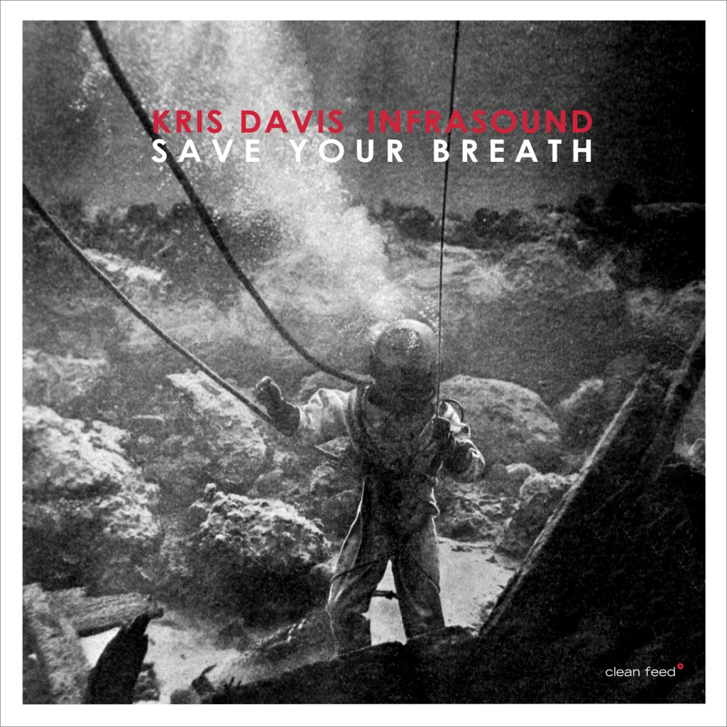 NY Times – Kris Davis Infrasound – Save your Breath