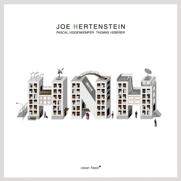 Gapplegate Music Review – Joe Hertenstein – HNH with Pascal Niggenkemper and Thomas Heberer