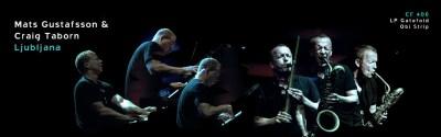 Jazz and Blues – Mats Gustafsson & Craig Taborn – Ljubljana