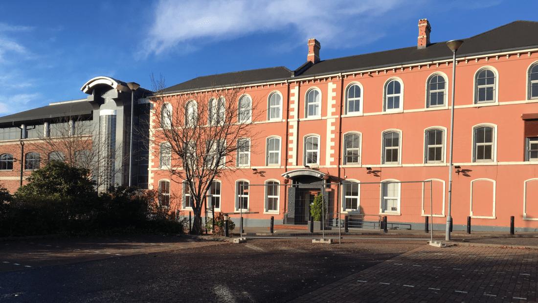 PICTURED: UTV's former headquarters - Havelock House, Ormeau Road, Belfast (11th November 2018).