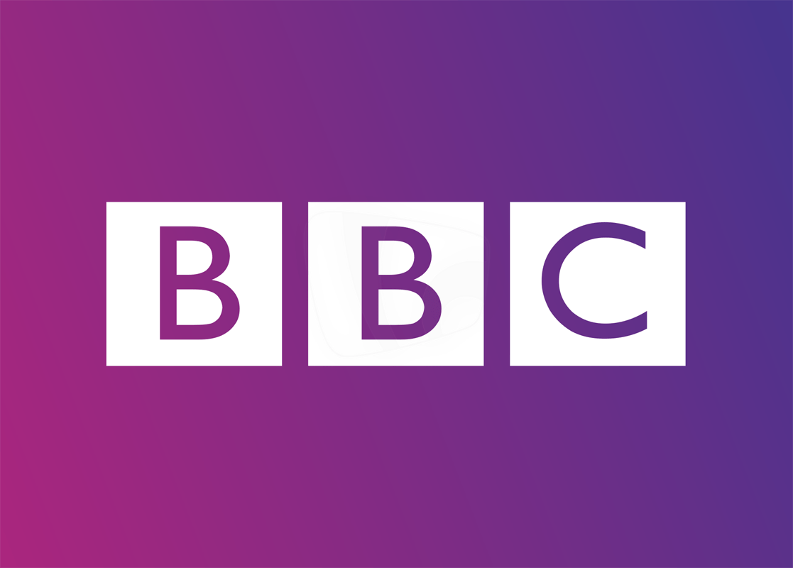 PICTURED: botched/unofficial BBC logo.