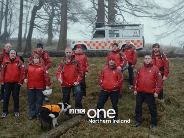 PICTURED: BBC One Northern Ireland ident.