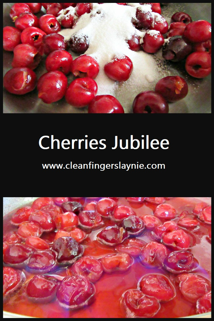 Cherries Jubilee - Clean Fingers Laynie