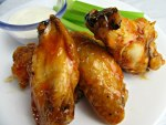 Low-Carb Copycat Wingers Wings