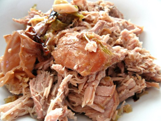 Slow Cooker Kalua Pork Close Up