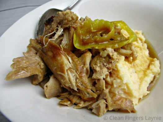 Chicken Mississippi Pot Roast