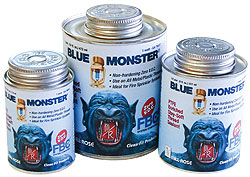 Blue Monster Stay Soft PTFE Thread Seal