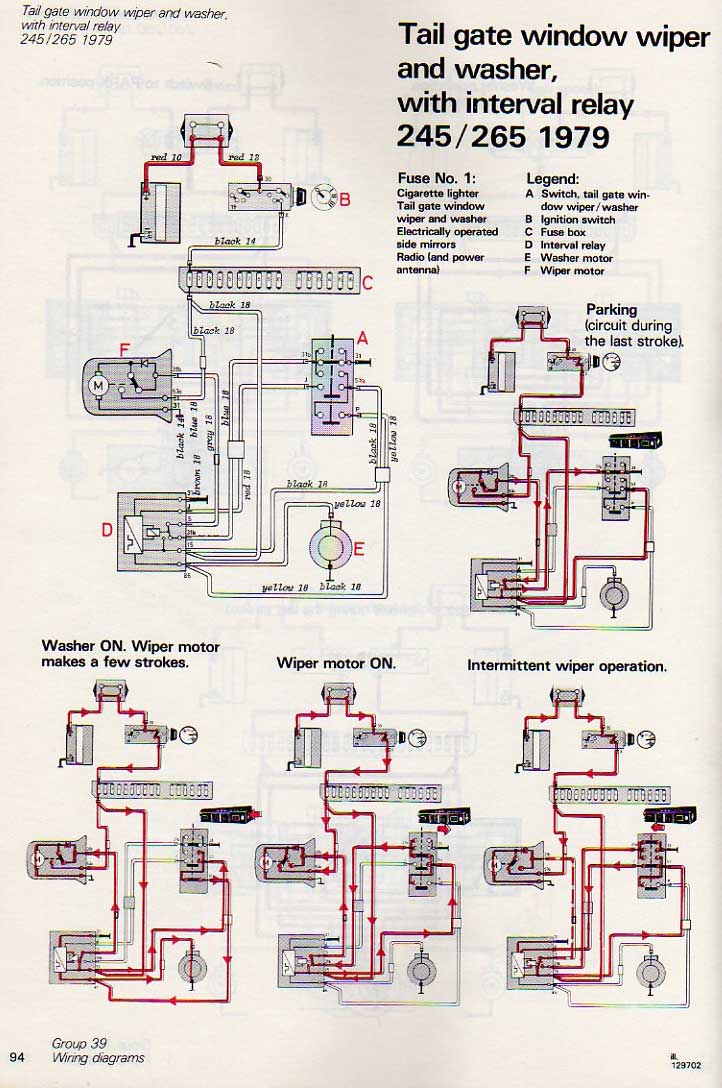 Volvo 240 Wiring Diagram 1988: Volvo 240 Wiring Diagram 1988 At Imakadima.org