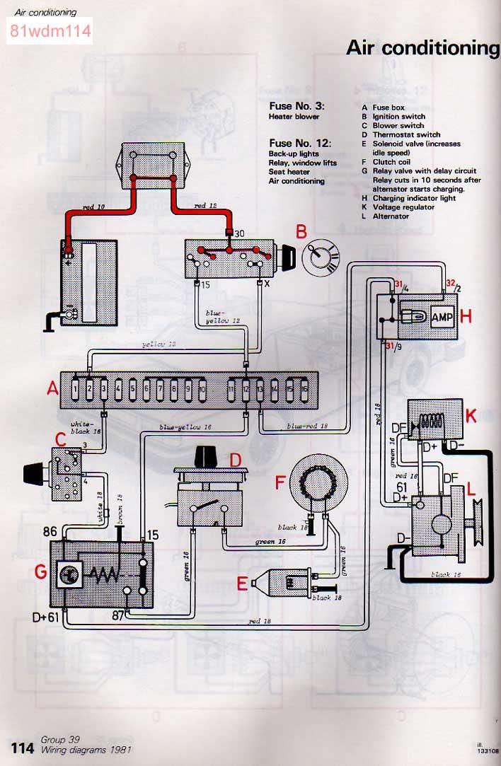 Volvo 240 Wiper Wiring Diagram : Volvo wiring diagram