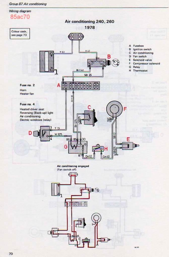 volvo ac wiring diagrams  wiring diagram circuitcentrea