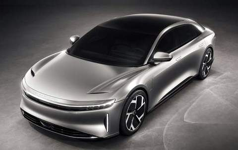 Lucid Air Pure