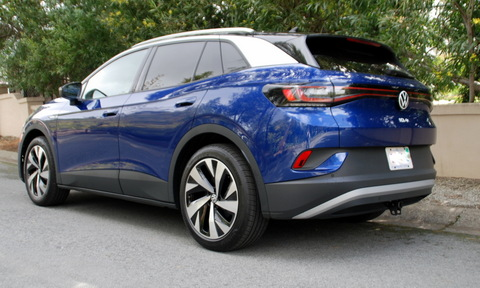 2021 Volkswagen ID.4 Crossover EV