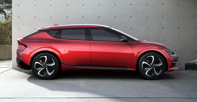 Kia EV6 GT-Line Concept EV