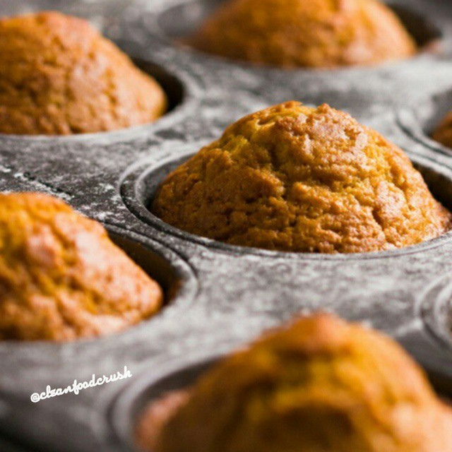 grain free pumpkin muffins recipe