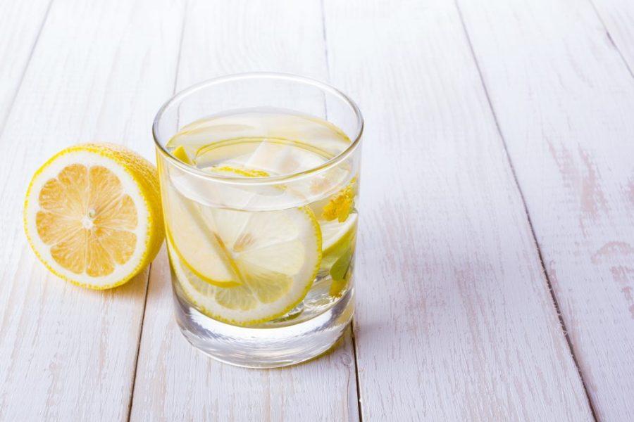 Clean Eating Diet Lemon Water CleanFoodCrush