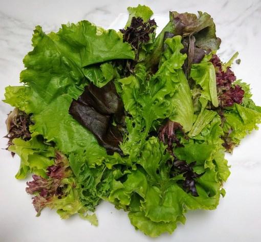 Clean Genes Farm Lettuce Mix