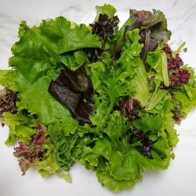 Clean Genes Farm Lettuce Mix