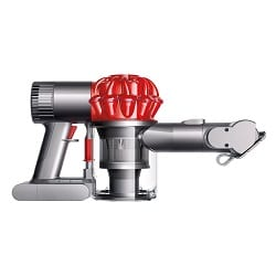 dyson v6 car and boat is my top pick