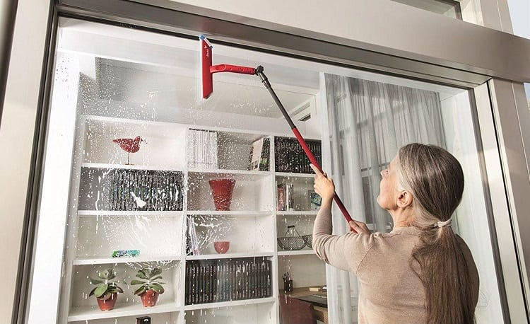 Window Cleaning Kit for Apartments