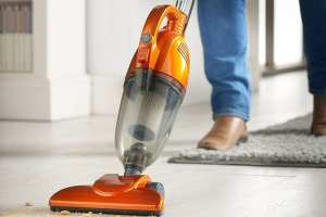 VonHaus Vacuum Review: Affordable 2-in-1 Corded Stick Vacuum