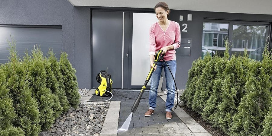 Karcher K5 Cleaning